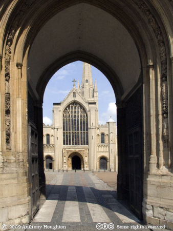 Norwich Cathedral,Church,Gateway