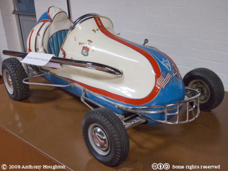 Imperial 1 Midget,Toy Racing Car,Sandringham,Cars,Automobile