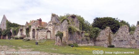 Franciscan Friary,Walsingham