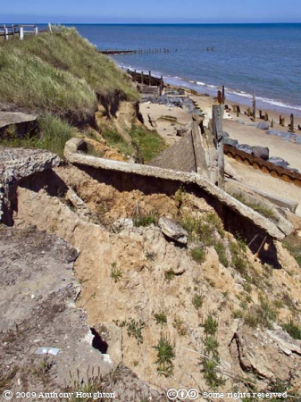 Lifeboat Slipway,Happisburgh
