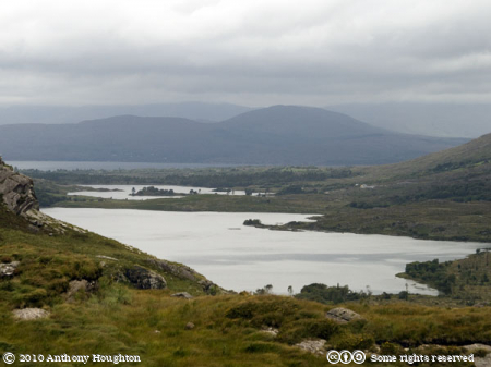 Cloonee Loughs,Beara Peninsula,Lake