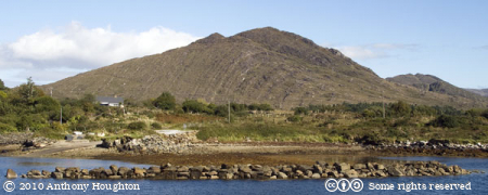 Knockatee Mountain,Kimakillogue Quay,Beara Peninsula