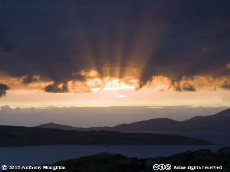 Collarus,Beara Peninsula,Sunset,Sky