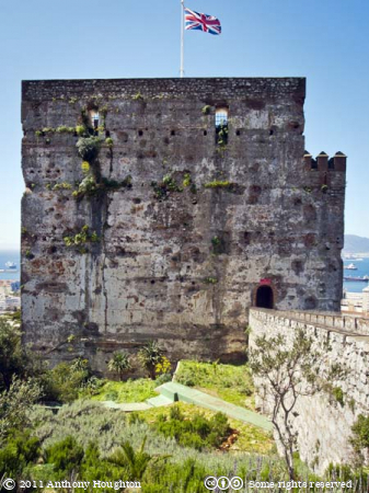 Tower of Homage,Moorish Castle