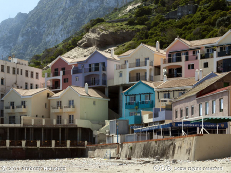 Catalan Bay,Caleta,Buildings,Houses