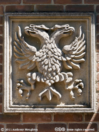 Double Headed Eagle,Stourhead