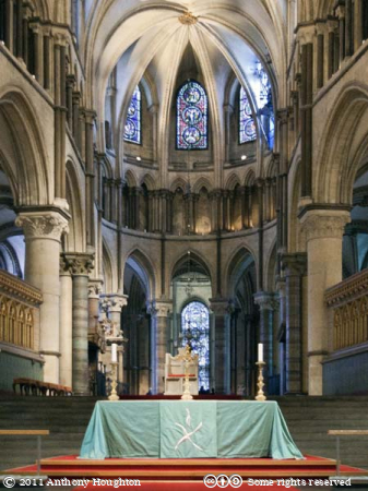High Altar,Canterbury Cathedral,Church