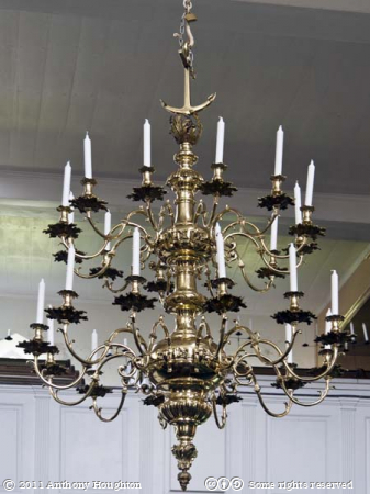 Chandelier,St Mary's Church,Whitby