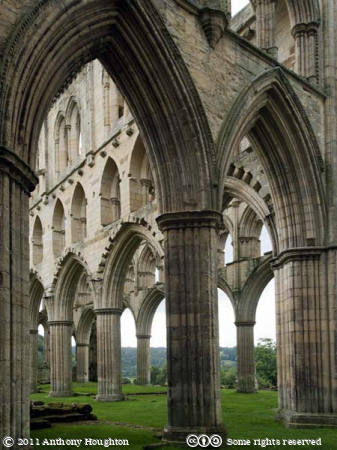 North Transept,Rievaulx Abbey,Church