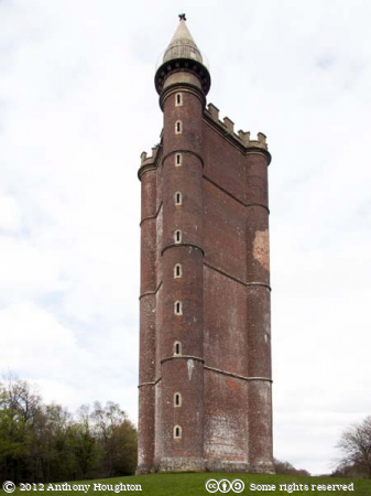 King Alfred's Tower,Stourhead