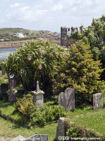 Old Town,Churchyard,St Mary's,Graves