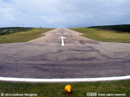 Airport,Runway,St Mary's