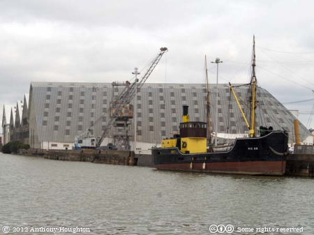Slips,VIC56,Historic Dockyard,Chatham,Boat,Building