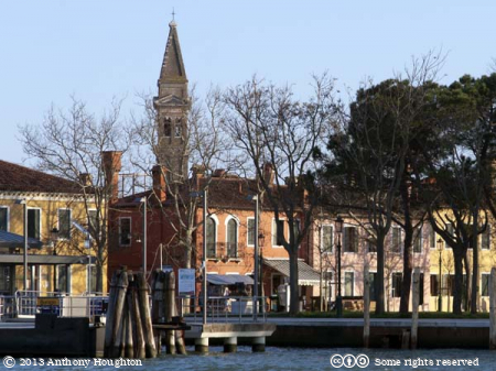 Via Adriana Marcello,Burano,Venice,Lagoon,Buildings