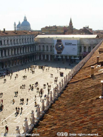 Piazza San Marco,St Mark's Square,Venice,Venezia,Buildings