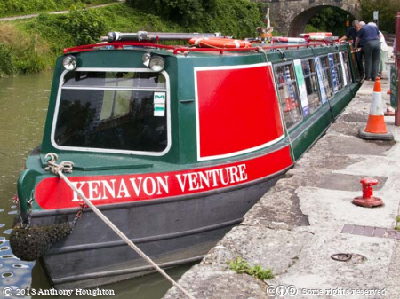 Kenavon Venture,Devizes Wharf,Kennet and Avon,Canal,Boat
