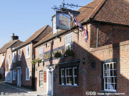 The Victory,High Street,Pub,Public House,Hamble-le-Rice