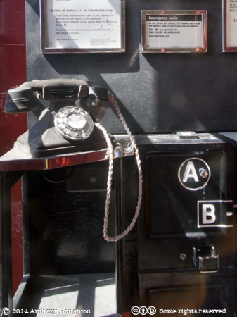 K4,Telephone Kiosk,Interior,Cranmore,East Somerset Railway,Telephone Box
