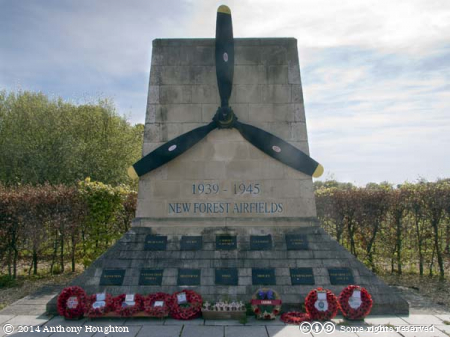 New Forest Airfields Memorial