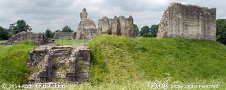 Northeast Gatehouse,Sherborne,Old Castle,Ruin,English Heritage