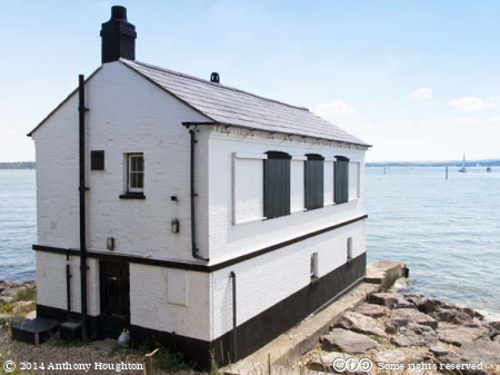 Watch House,Lepe