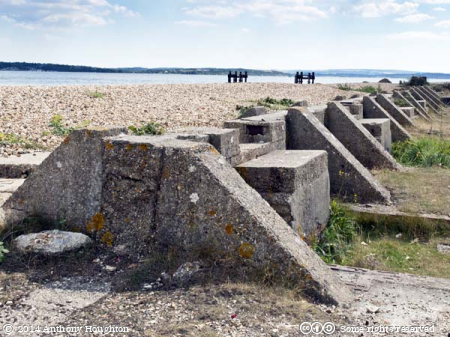 Winching Gear Bases,Lepe,Stansore Point,Phoenix Caissons