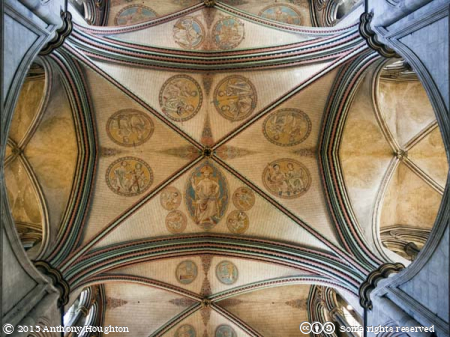 Crossing,Salisbury Cathedral