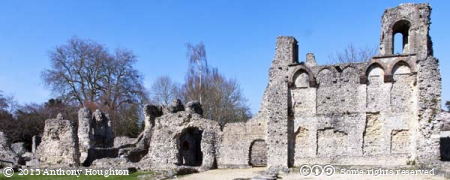 North Range,Wolvesey Castle,Winchester,Old Bishop's Palace,Ruin,English Heritage