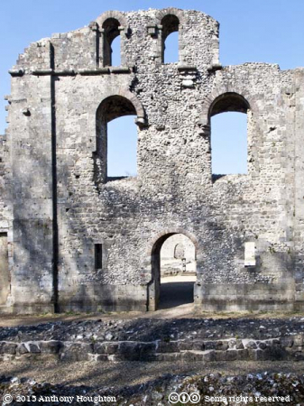 East Hall,Wolvesey Castle,Winchester,Old Bishop's Palace,Ruin,English Heritage