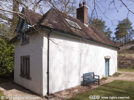 Clouds Hill,Bovington,T E Lawrence,Cottage