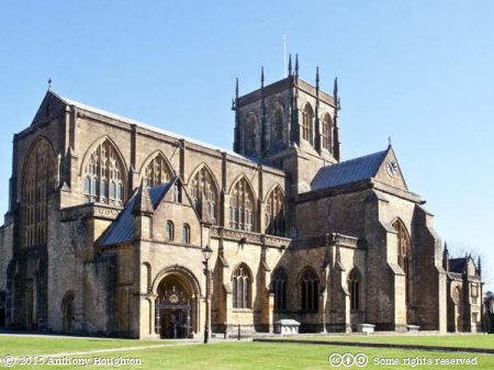 Sherborne Abbey,Church