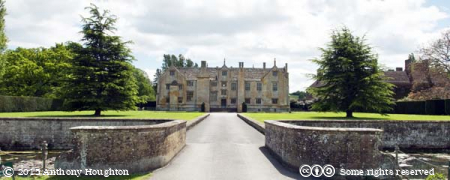 North Front,Barrington Court,Stately Home,Historic House,National Trust,Court House