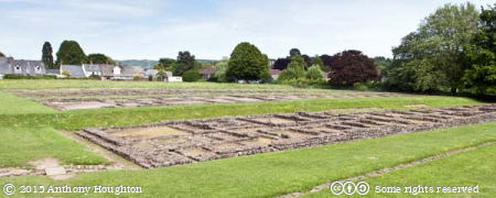 Roman Barracks,Caerleon,Antiquity