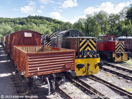 Norchard,Dean Forest Railway,Diesel Engines,Heritage