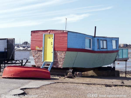 Houseboat,Ferry Road,Southsea,Portsmouth