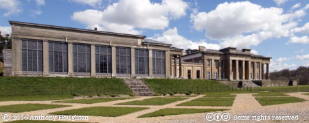Conservatory,South Front,The Grange,Northington,Stately Home,House,English Heritage