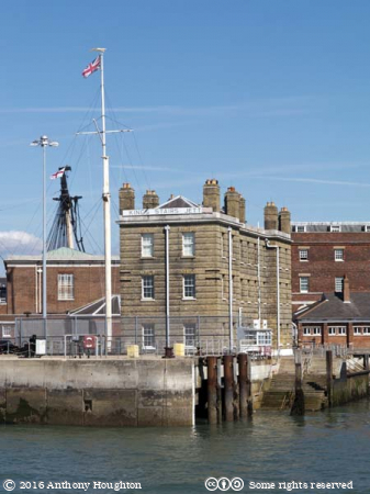 Kings Stairs Jetty,Portsmouth Naval Dockyard