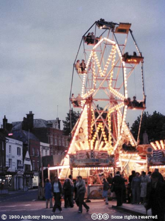 Devizes,Fair,Fairground,Ride