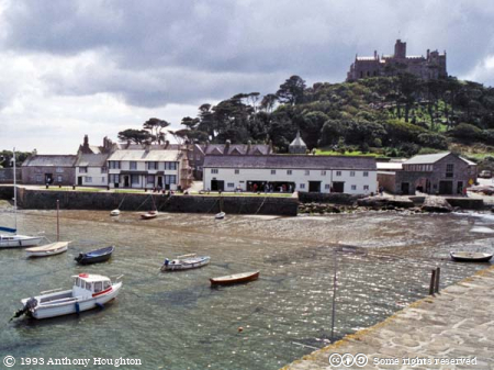 St Michael's Mount,Harbour