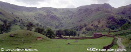 Hartsop,Dovedale,Mountains