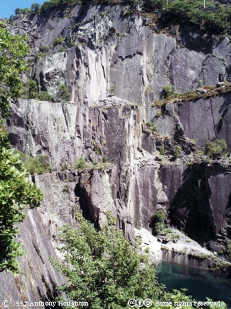 Llanberis,Padarn Country Park,Vivian Slate Quarry