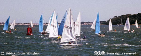 Poole,Sailing Dinghies,Boats