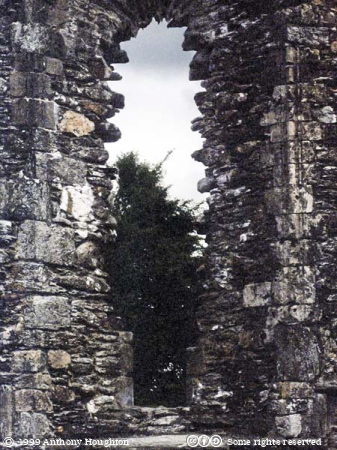 Glendalough,Window