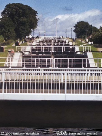Fort William,Canal,Locks,Neptune's Staircase,Neptunes Staircase