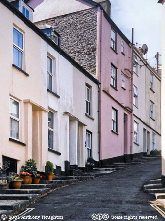 Crowther's Hill,Dartmouth,Buildings,Roads
