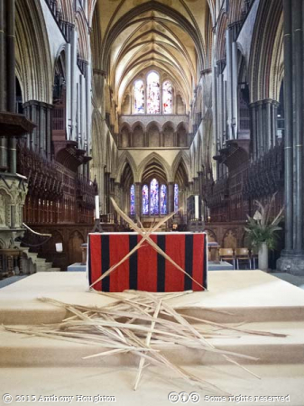Low Altar,Salisbury Cathedral