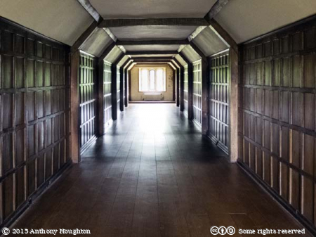 Long Gallery,Barrington Court,Court House,Stately Home,Historic House,National Trust