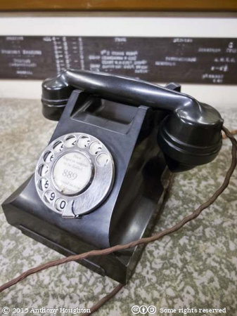 300 Series,Bakelite Phone,Dean Forest Railway