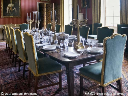 Dining Room,Stansted Park