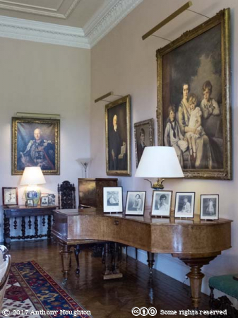 Music Room,Stansted Park